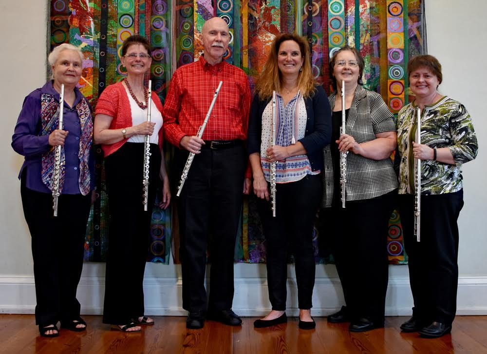 Mt. Vernon flutes